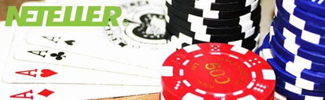 NETELLER živé kasíno