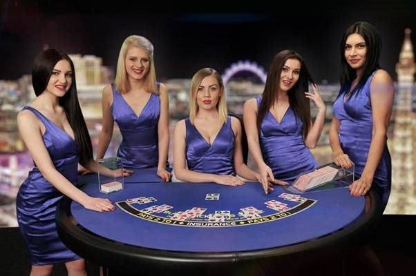 Playtech live kasina