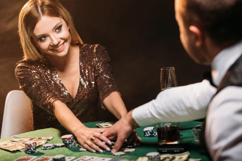 Live casino etiquettes