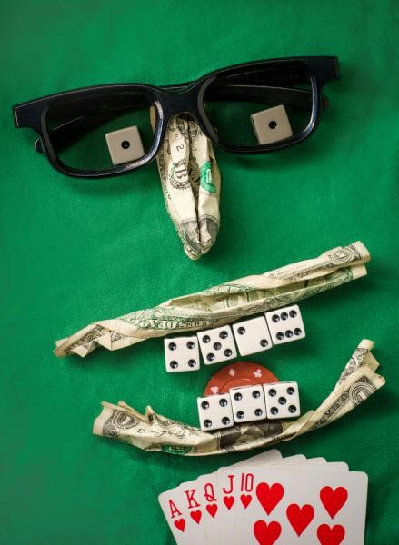 VIP kasíno hráč
